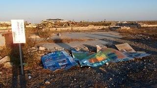 東日本大震災被災地訪問20111026