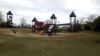 大塚スポーツパーク内の遊技施設
