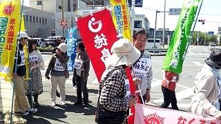 国民平和大行進