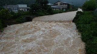 大雨洪水警報および土砂災害警報