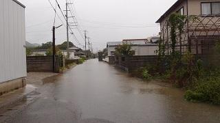 大雨洪水警報および土砂災害警報11