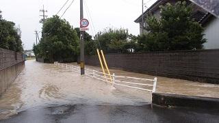 大雨洪水警報および土砂災害警報12