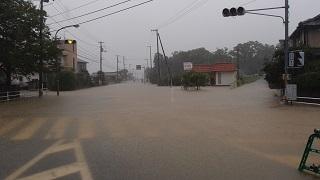 大雨洪水警報および土砂災害警報2