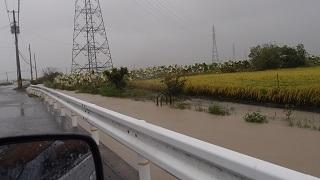 大雨洪水警報および土砂災害警報4