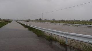 大雨洪水警報および土砂災害警報5