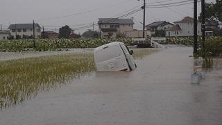 大雨洪水警報および土砂災害警報7