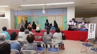 鳴門市阿波人形浄瑠璃振興会−鳴門座公演2015