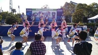 徳島ヴォルティス スタジアム学園祭2015