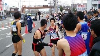 第62回徳島駅伝2日目