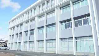 2016年12月15日 鳴門市第一中学校校舎建替工事視察