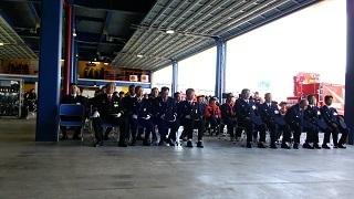鳴門市消防フェア2016