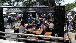 2016年7月31日 道の駅第九10周年まつり