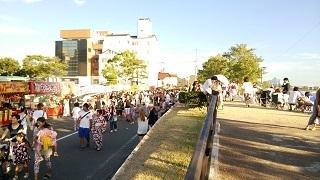 2016年8月7日 鳴門市納涼花火大会