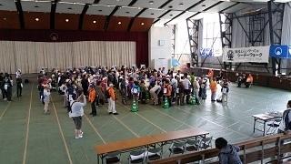 2017年4月15日 第16回阿波えらやっちゃツーデーウォーキング