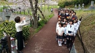 2017年4月9日   坂東俘虜収容所開所100周年記念式典の様子